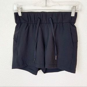 Lululemon Tracker Shorts Black 4